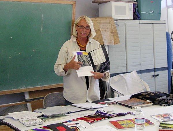 Mary Teaching