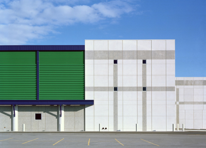 Nebraska Furniture Marts Warehouse And Distribution Center Consolidates All Electronics Appliance Warehousing For The Omaha Facility