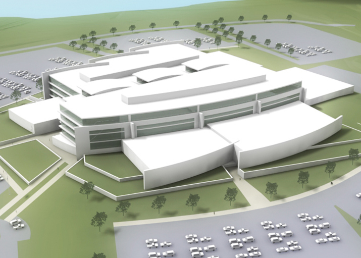 KHA - Kenneth Hahn Architects | Offutt Air Force Base - USSTRATCOM ...